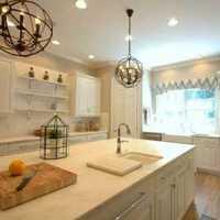 低空间厨房装修效果图