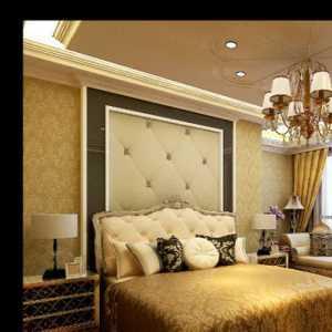 新中式客厅电视墙带壁灯装修效果图