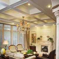 客厅吊顶吊灯客厅欧式装修效果图