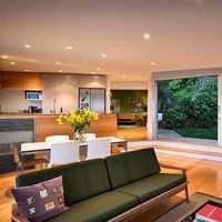 古典三居室客厅装修效果图