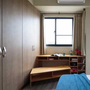 北京88平米三室两厅装修