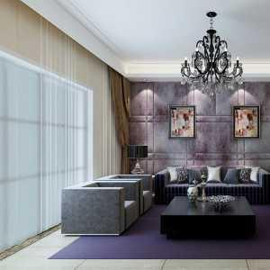 90平米的现代简约风格,原来二居室还可以这样装修!-首开国风美域装修