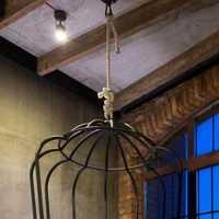 中式客厅灯具效果图