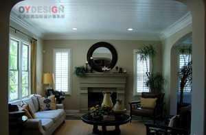 98平米现代风格三居室,预算10万,点击看效果图!中建汤逊...