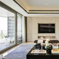 120平米混搭新房客厅装修效果图