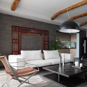 100平米户型两居室装修效果图