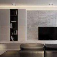 客厅简约欧式经济型装修效果图