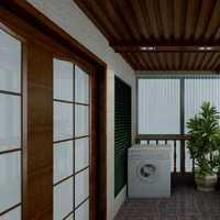 欧式私人别墅阳台装修效果图