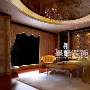 自然奢华 时尚大气卧室效果图