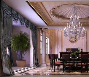 灰色客厅瓷砖装修效果图