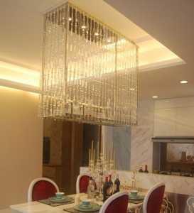 120平米似豪宅家庭装修设计