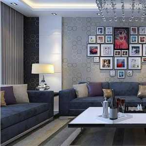 新中式风格书房装饰效果图