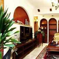 中式家居饰品美装修效果图