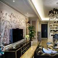 北京1000平米别墅装修