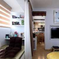 美式住房家具摆放装修效果图