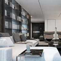 六层带阁楼房间装饰效果图