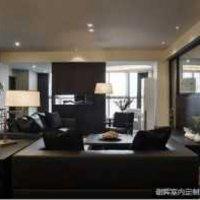 140平米窗帘豪华型装修效果图
