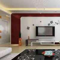 小户型白色客厅简约三居装修效果图