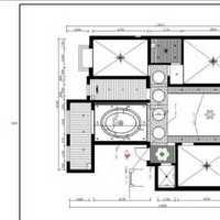 30平方发廊装修效果图
