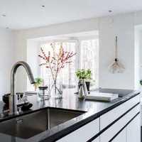 客厅一居室厨房婚房装修效果图