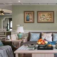 茶几沙发实木沙发三居装修效果图