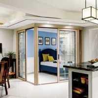 三居室厨房白色橱柜简约装修效果图