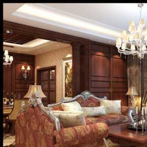 梯形客厅设计