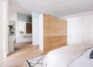 小户型卧室的装修设计效果图