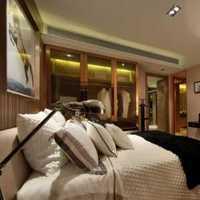 中式大宅三居室装修效果图
