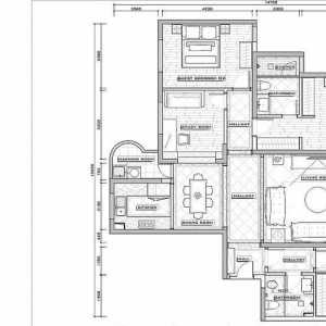 一套140平米的三室两厅,豪华装修预算大概要多少钱?