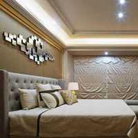 台湾家居新古典卧室背景墙装修效果图