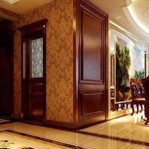 石家莊國際城四期64號樓157平米歐式古典風格裝修設計圖~