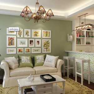 中铁瑞景汇中心3室2厅110平米欧式风格