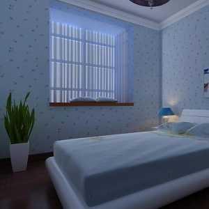 100平方米三室一厅装修效果图