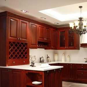 欧式厨房空间