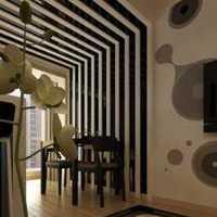 欧式餐桌二居室餐厅装修效果图