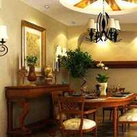 富裕型餐厅厨房一居室装修效果图