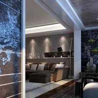 黄色暖装起居室北欧装修效果图