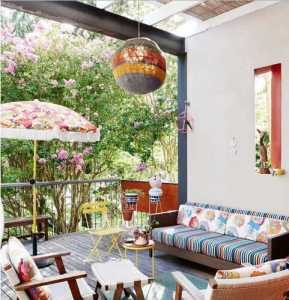 中式風格客廳裝修圖片