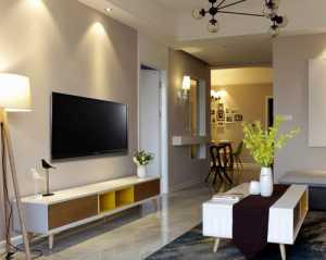 北京90平米三室两厅装修