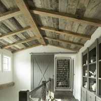 两室两厅中户型装修效果图