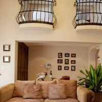 客厅背景墙茶几简约现代装修效果图