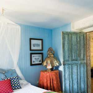 卧室带阳墙壁装修