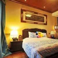 卧室背景墙卧室黄花梨家具装修效果图