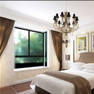 卧室效果图 - 实创装饰效果图