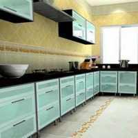 4个平方厨房装修效果图