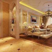 北京装修86平米三居室包清工辅料多少钱