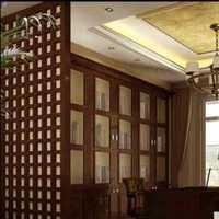 家庭2至3平方餐厅装修