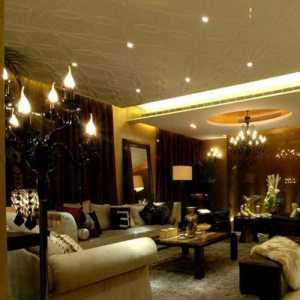 歐美風格別墅裝修設計
