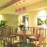 餐厅吊顶吊灯隔断餐厅装修效果图